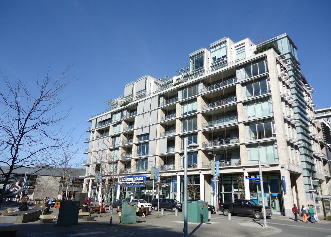 806 - 1633 Ontario Street, False Creek, Vancouver West