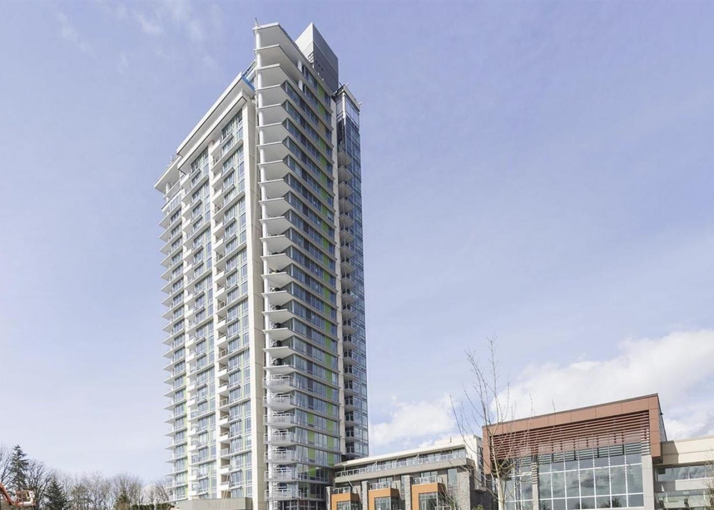 2804 - 680 Seylynn Crescent, Lynnmour, North Vancouver